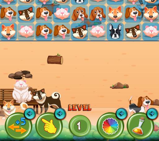 Doggy Match Mania|玩解謎App免費|玩APPs