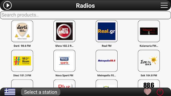 Greece Radio FM - náhled