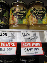 Photo: And, the Lemon Curd is ON SALE!  FTW!