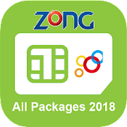All Zong Packages 2018 APK