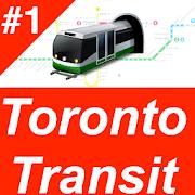 Toronto Transit - Offline TTC departures and plans