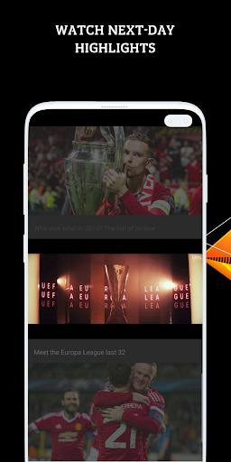UEFA Europa League football: live scores & news 2.80.9 Screenshots 4