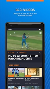 BCCI App Download For Android and iPhone 3