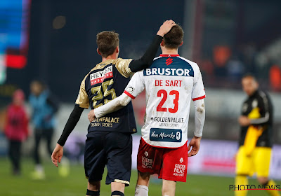 """Julien De Sart voelt na de nederlaag de extra druk: """"Nu moeten we iedere match als een finale aanvatten!"""""""