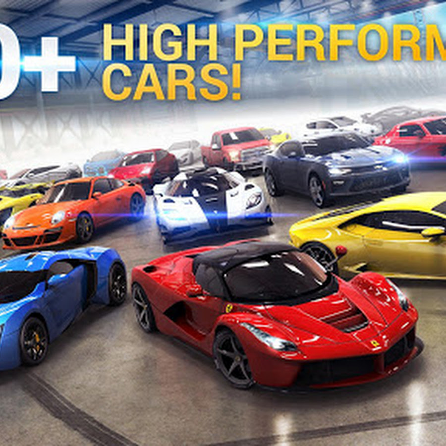 Asphalt 8 3.1.0l MOD APK (UNLIMITED MONEY)