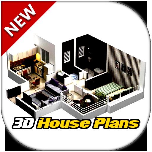 3D House Plans Designs