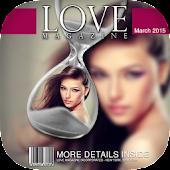 Photo Magazine Cover