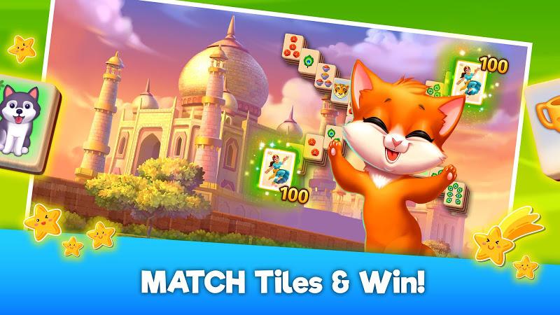 Mahjong Journey: A Tile Match Adventure Quest Screenshot 8