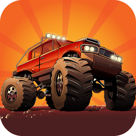 Monster Truck- Speed Racer Stunt Rampage