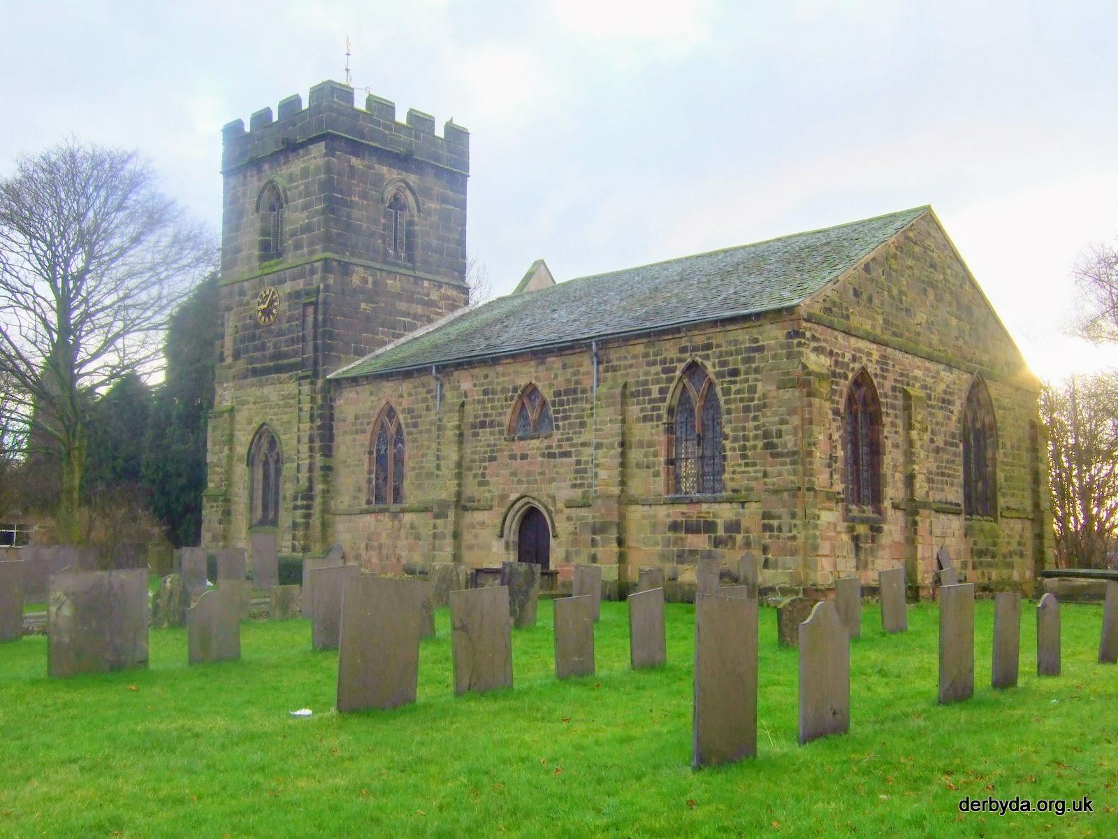 Church Gresley