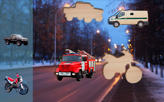 Puzzle Game Cars for Toddlers - screenshot thumbnail 06