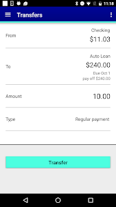 Royal Credit Union screenshot 2