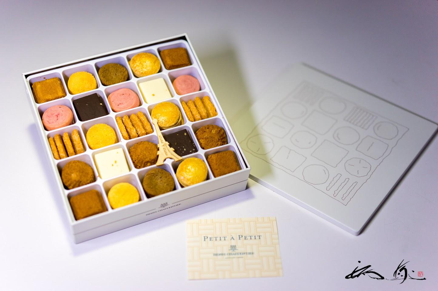 フランスの香り漂う可愛いクッキー