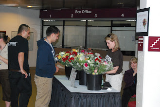 Photo: Selling roses