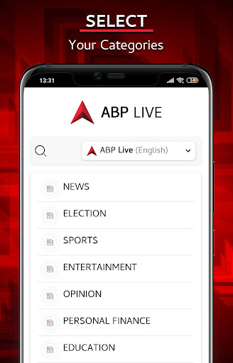 ABP Live TV News - Latest Hindi, Breaking News APP 1.9 screenshots 3