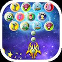 Shoot Bubble Pluto icon