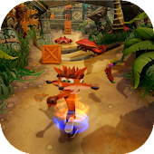 Crash Jungle Escape Adventure Games