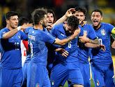 📷 Puma dévoile le nouveau maillot de l'Italie