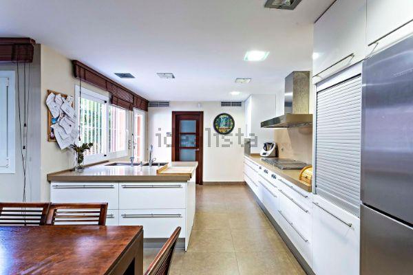 La gran cocina. Foto de Idealista.