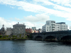 Photo: the lovely little town of Athlone