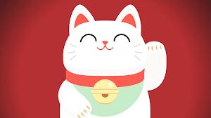 symbole-chance-japon-chat