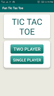 TIC TAC TOE With Name - náhled