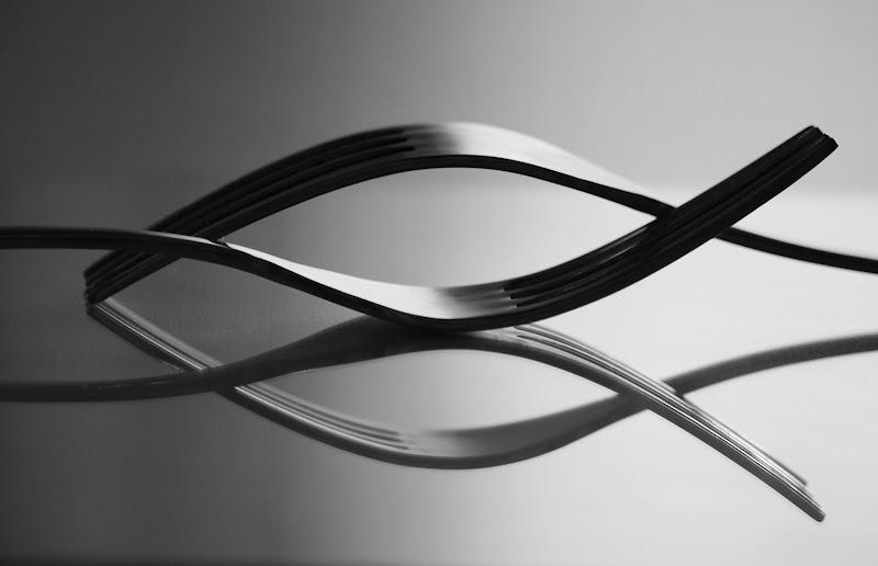 incroci metallici di Naldina Fornasari