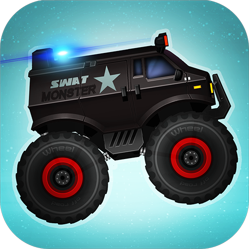 Monster Truck Police Racing file APK for Gaming PC/PS3/PS4 Smart TV