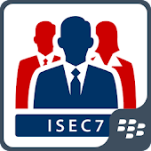 ISEC7 MED for BlackBerry
