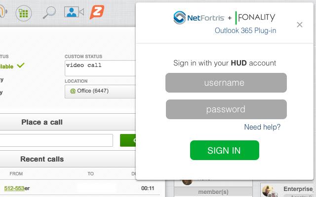 NetFortris for Office 365