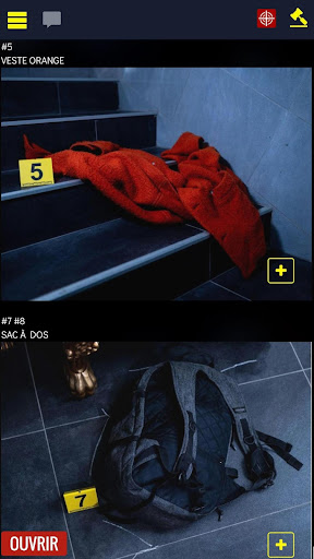 PCI AGENT Enquu00eates criminelles  screenshots 2