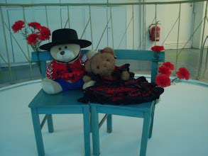 Photo: nasza zmienna dekoracja na temat ... tym razem Walentynki