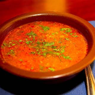 The Hirshon Kharcho (Georgian Beef Soup) – ხარშო.