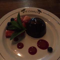 GF chocolate cake