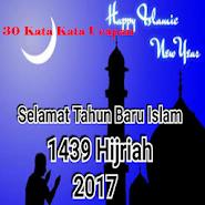 Kata Kata Ucapan Selamat Tahun Baru Islam 1439 H 10 Latest
