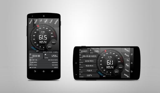 GPS速度計Pro