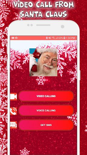santa claus phone call 2020