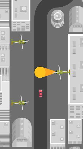 Escape the cops!  άμαξα προς μίσθωση screenshots 1