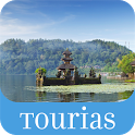 Bali Travel Guide - Tourias icon