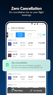MakeMyTrip-Flight Hotel Bus Cab IRCTC Rail Booking App Download For Android 3