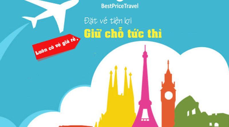 Cùng BestPrice, bạn sẽ săn vé máy bay đi Đà Nẵng giá rẻ đơn giản, nhanh chóng