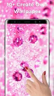 Diamond Free Live Wallpaper - náhled