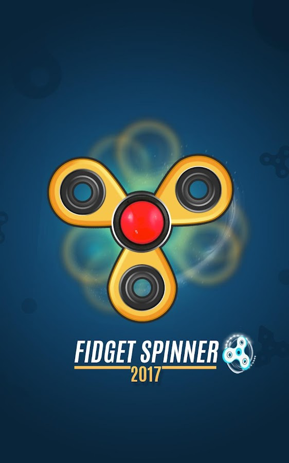 Fidget Spinner 2017: captura de tela