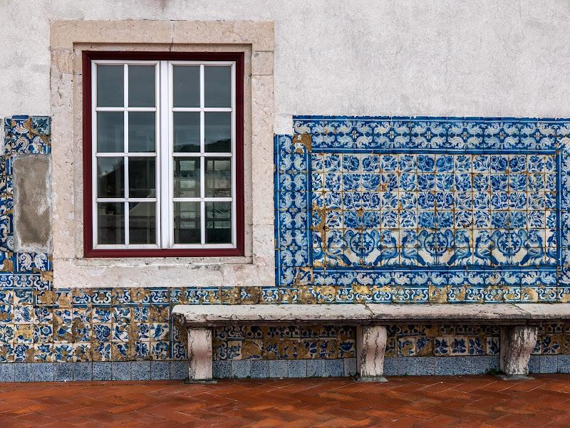 Azulejos di Caterina Ottomano