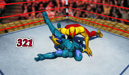 [Download Grand Superheroes Ring Battle for PC] Screenshot 18
