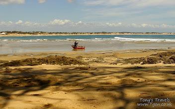 Photo: Tofo Beach, Mozambique