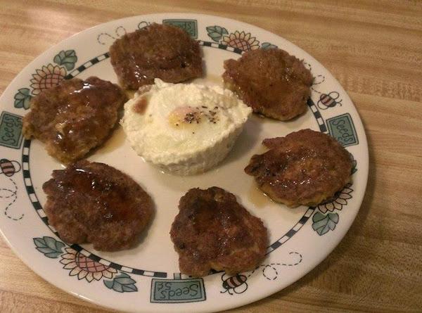 Fried Oatmeal Cakes Recipe