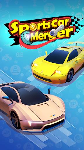 Sports Car Merger 2.5 screenshots 1