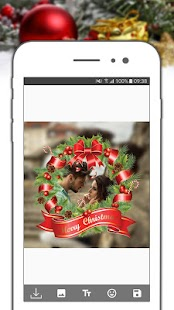 Christmas Modern Photo Frames - náhled