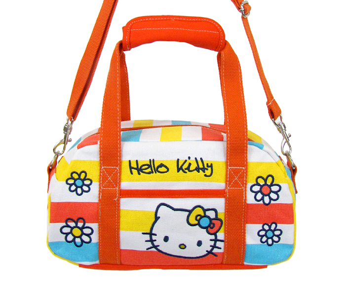 Photo: Hello Kitty Shoulder Bag: Bright Colors - $32 http://bit.ly/Iqro2V